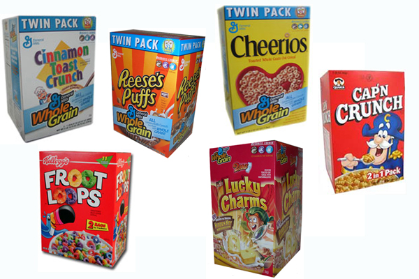 Cereals2g sneaky cereals 10 worst cereals list ccuart Choice Image