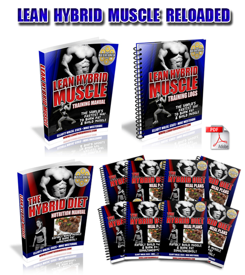 Empowered Nutrition Recommends Lean Hybrid Muscle Complete Package