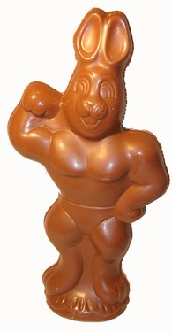 Empowered Nutrition Chocolate Muscle Bunny