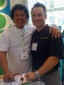"Sam Graci, Author ""the Power of Superfoods"" and Patrick McGuire, EmpoweredNutrition.com"