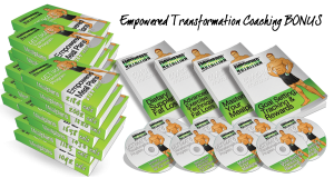 Empowered Nutrition Meal Plans and Workouts Coaching Bonus