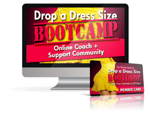 Drop a Dress Size Bootcamp