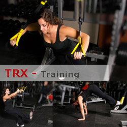 Get with the movement - Train TRX